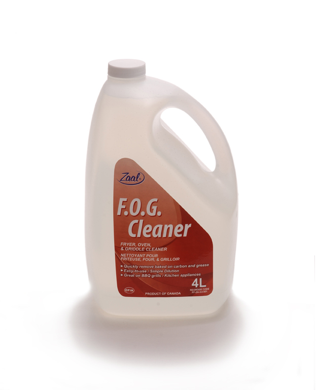 Zaal FOG (Fryer,Oven & Griddle) Cleaner