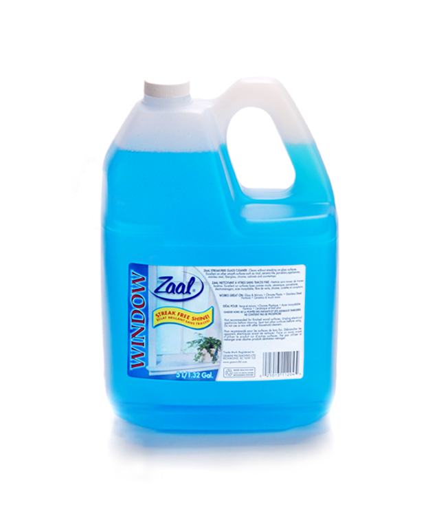 Zaal Glass Cleaner 4L