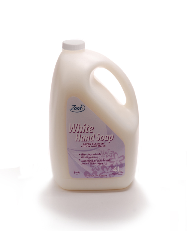 Zaal White Moisturizing Hand Soap