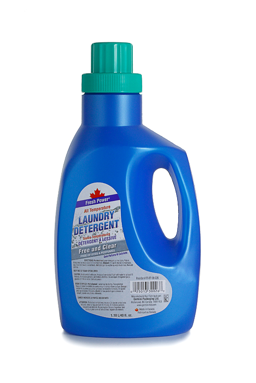 Natural Laundry Detergent Tough On Stains But Gentle No