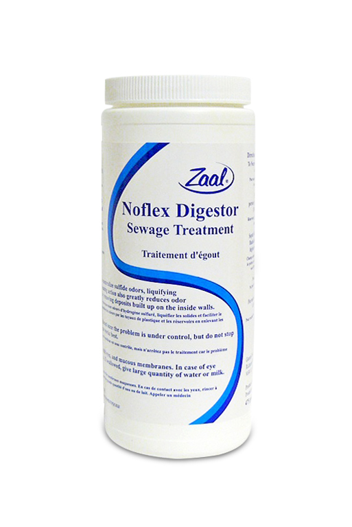 Zaal,Noflex Digestor, sewage treatment,Holding Tank